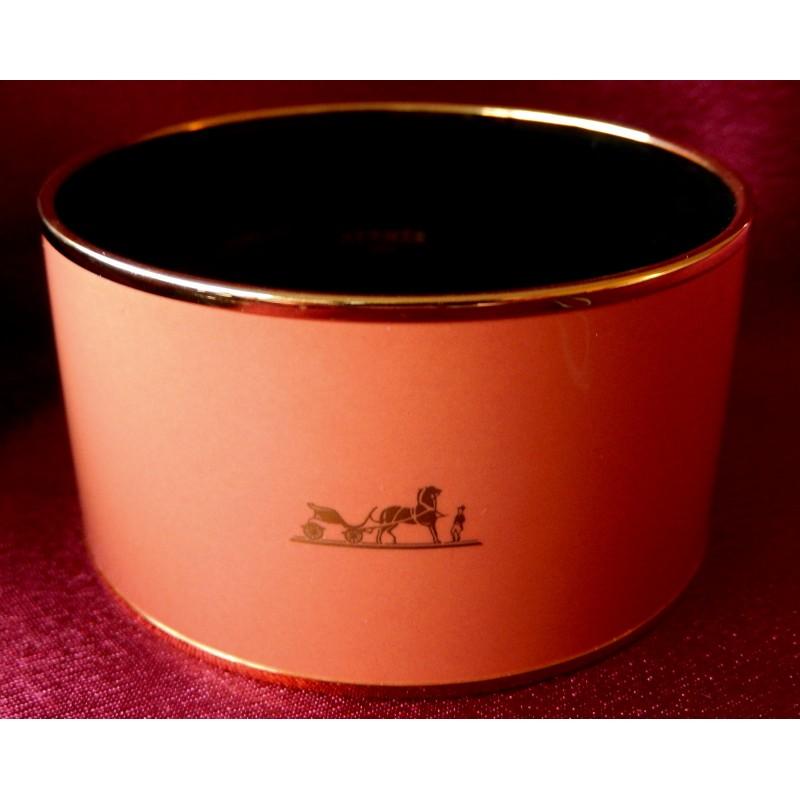 Bracelet émail Hermès Calèche