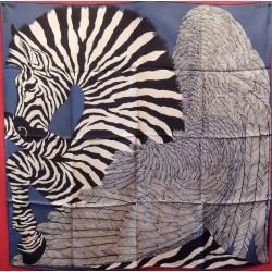 Carré Hermès Zebra Pegasus