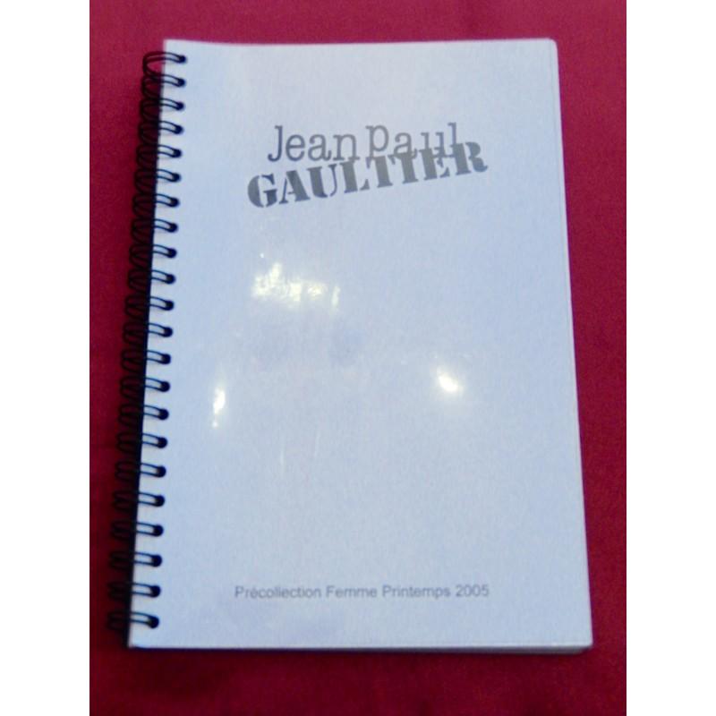 Dossier Jean-Paul Gaultier Précollection femme (croisière) printemps-été 2005