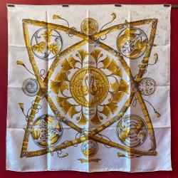 Carré foulard Hermès Daïmyo...