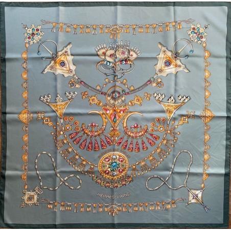 Carré foulard Hermès Parures des sables