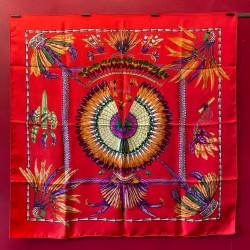 Carré foulard Hermès Brazil