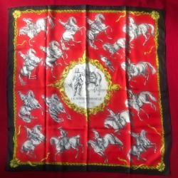 Carré foulard Hermès Le...