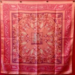 Carré foulard Hermès Early...