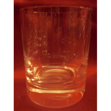 Verres gobelets à whisky Baccarat Perfection grand modele