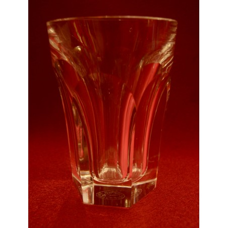 Verres gobelets Baccarat Harcourt Talleyrand 5 cm